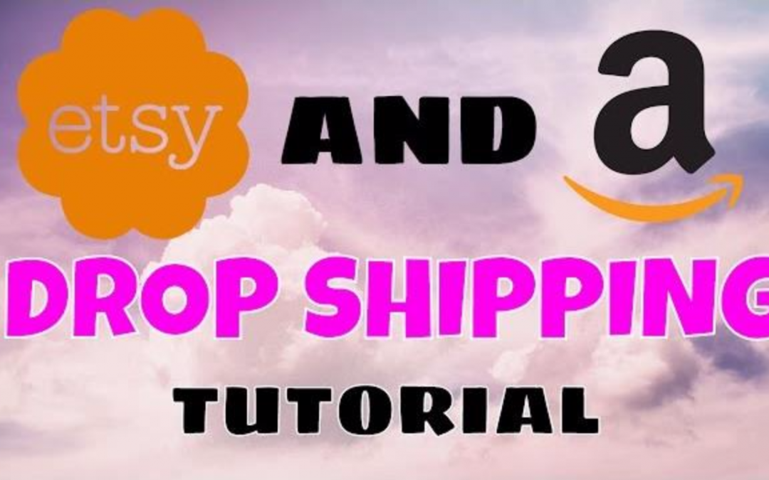 Etsy Tutorial: On Demand eCommerce